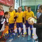"""Кубок захисників"""", або АТОвці проходять реабілітацію за допомогою міні-футболу"""