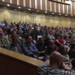 Сьогодні провели позачергові збори міської Асоціації учасників АТО.