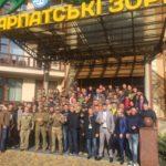 """Всеукраїнський Форум ветеранів АТО """"Проекти та ініціативи"""""""