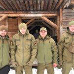 """Охоронна фірма учасників бойових дій """"Рубіж""""провела чергові тактичні бойові навчання!"""