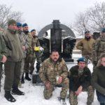 Сьогодні відвідали с. Баня-Березів Косівського району. Спільно з родинами загиблих Прикарпаття