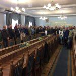 Сьогодні відбулися збори по затвердженню 6/7 квартирної черги за проектом «Житло воїнам АТО».
