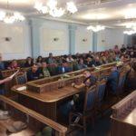 У неділю відбулися збори по затвердженню 3-4 квартирної черги за проектом «Соціум».