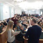"""В п'ятницю у шосте за проектом """"Соціум"""" було вручено ще вісім квартир учасникам АТО з м.Івано-Франківськ."""
